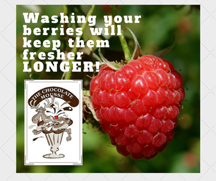 Want Your Berries To Last Longer? I Have A Trick