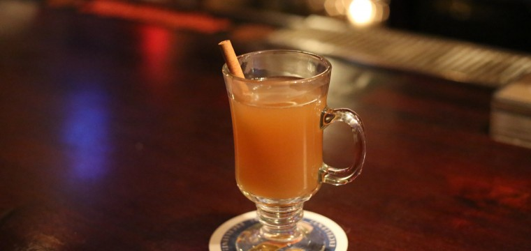 Mulled-Cider Recipe